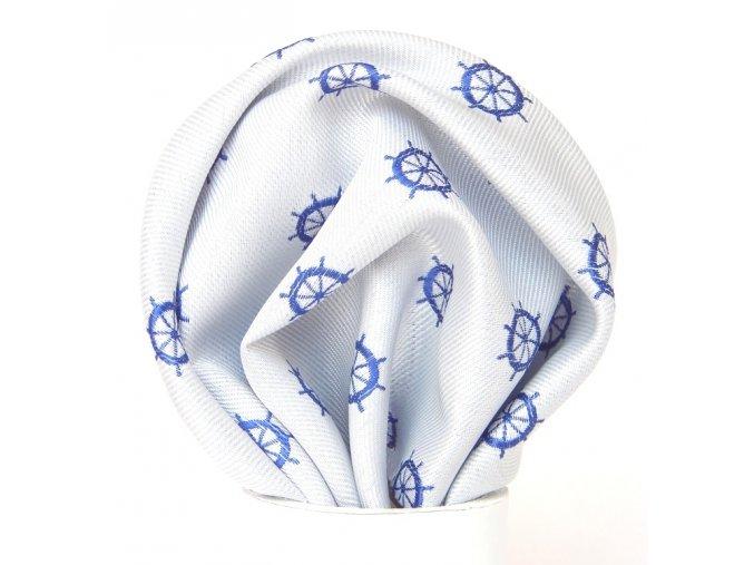 Kapesníček PESh 400 KORMIDLO modrá
