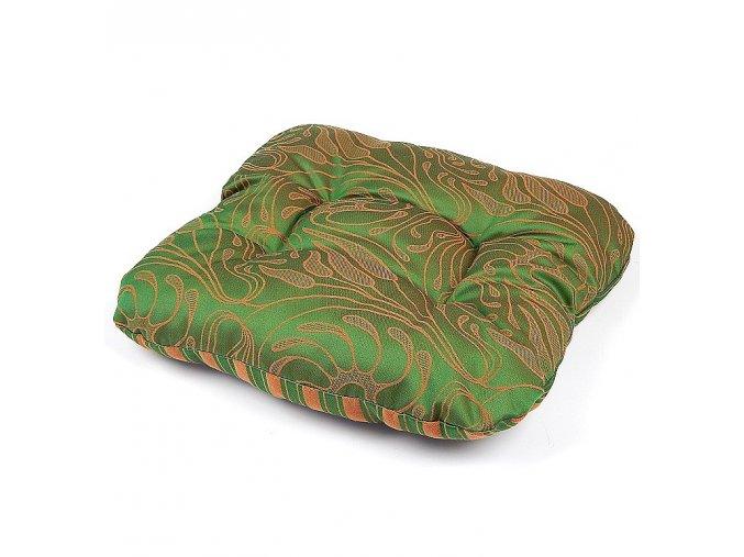 71100156 sedak secese pruh zelena rezava