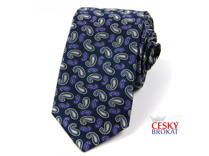 51401409 kravata turek fialova
