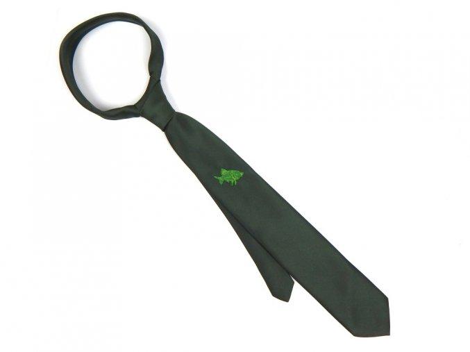 kravata ryba zelena 1