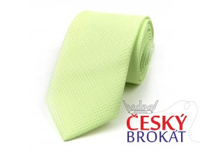 51402001 kravata ctverecek uni zelena