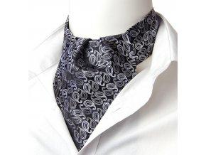 18100289 kravatosala ASKOT HEDVABI turek seda