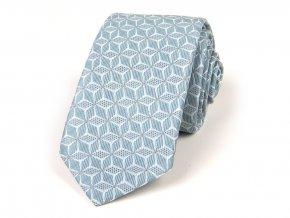 51402018 kravata hvezda tyrkysova