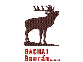 V 010 jelen silueta bacha bouram 1