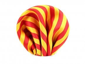 57401137 kapesnicek bikolora spanelsko cervena zluta 1