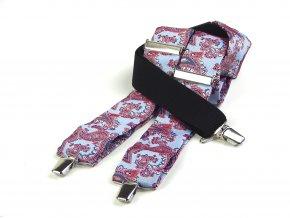 59400214 PANSKE SLE KSANDY TUREK MODRA CERVENA