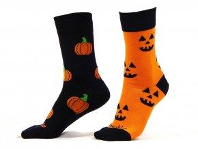 810050 ponozky fusakle hallowen 1