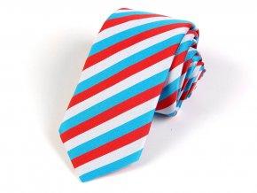 51402184 kravata trikolora bila cervena modra