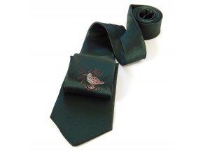 Kravata PESh 9 cm myslivecká SLUKA