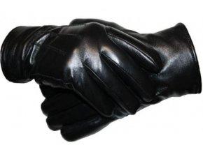 Kožené rukavice Bond pánské