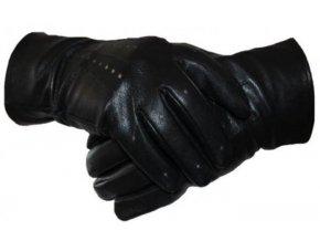 Kožené rukavice Edmont pánské