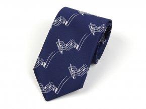 51402391 kravata roztancena notova osnova modra 1
