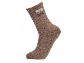 Ponožky Camel wool