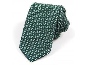 51401044 KRAVATA PESH turek zelena