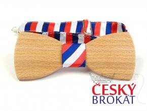 53401997 MOTYLEK DREVO TRIKOLORA SOUPRAVA