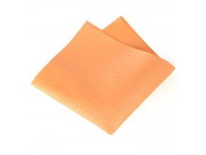 57400095 KAPESNICEK POLYESTER ctverecek oranzovy 1