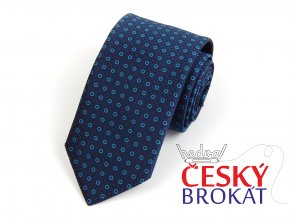 51401471 kravata kolecko modra
