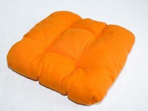 71100762sedák Berta prošte oranžová 1