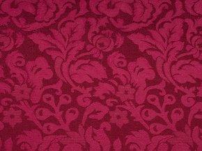 R6434 barok vínová detail