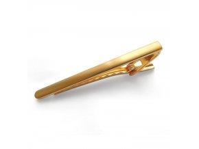 kravatova spona stribrna 012