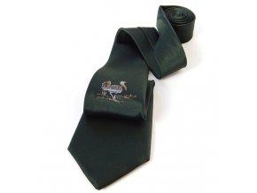 Kravata PESh 9 cm myslivecká DROP č.66