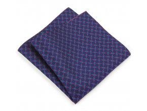 57400731 KAPESNICEK polyester zakar modra
