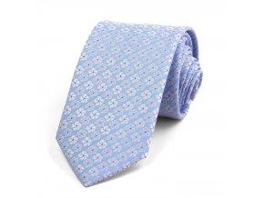 51401381 kravata pomenka modra