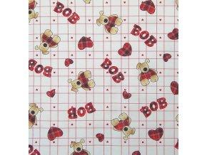 latka BOB cervena m 003