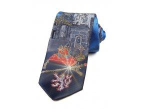 51401457 kravata praha korunovacni klenoty prazsky hrad modra 1
