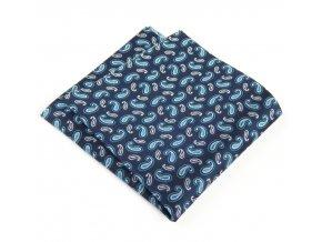 57400831 kapesnicek turek modra tyrkys