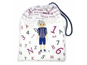71100186 DETSKY PYTLIK NA PAPUCE skola kluk 2 (2)