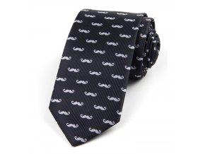 51401493 kravata fousky bila