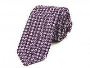 51401801 kravata hvezda vinova