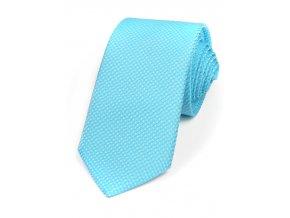 51401955 kravata uni tyrkys