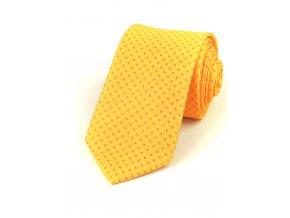 51401985 kravata kosticka zluta