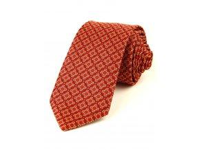 51401984 kravata retro vinova
