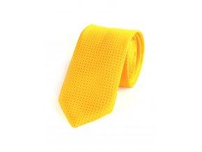 51401978 kravata uni zakar zluta