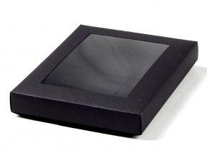 P01540 krabicka na satky cerna skladaci
