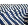 0867 latka bavlna prouzek modra bila 3