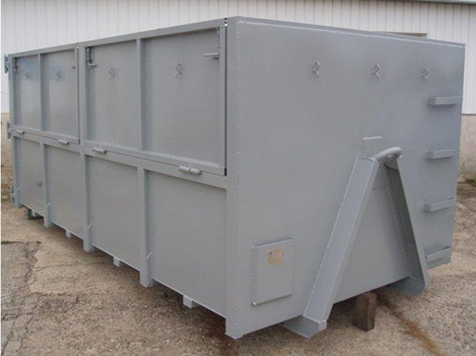 piliny kontejner 1