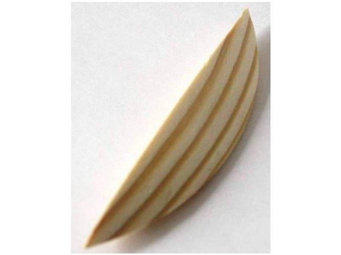 olše -  malé výška 9mm      cena za 1ks standartně baleno po 500ks
