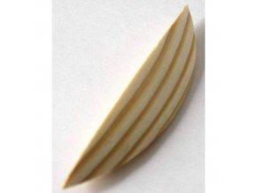 modřín -  malé výška 9mm     cena za 1ks standartně baleno po 500ks