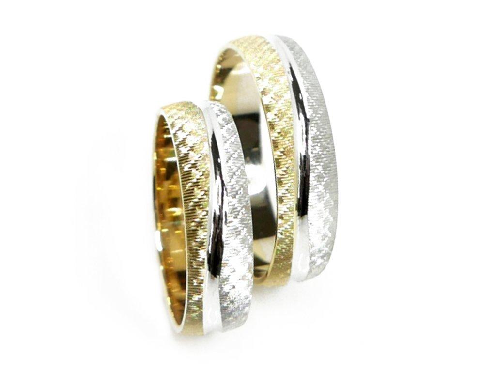3089 zlate snubni prsteny