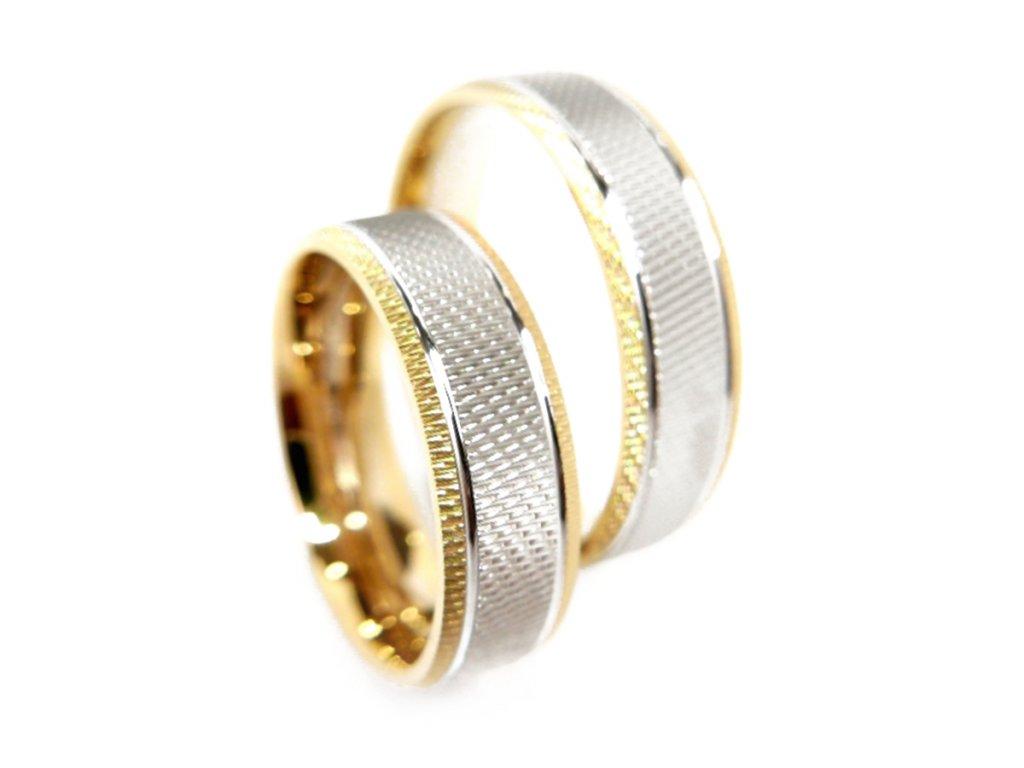 3140 zlate snubni prsteny