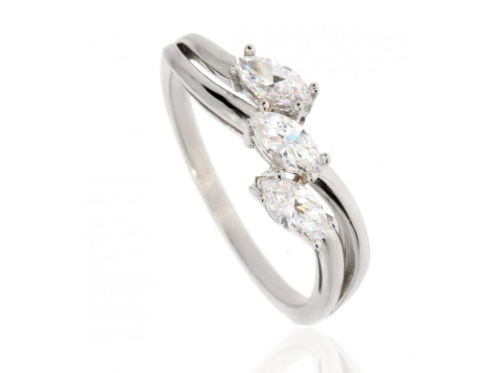 Zlatý prsten (Velikost 62)