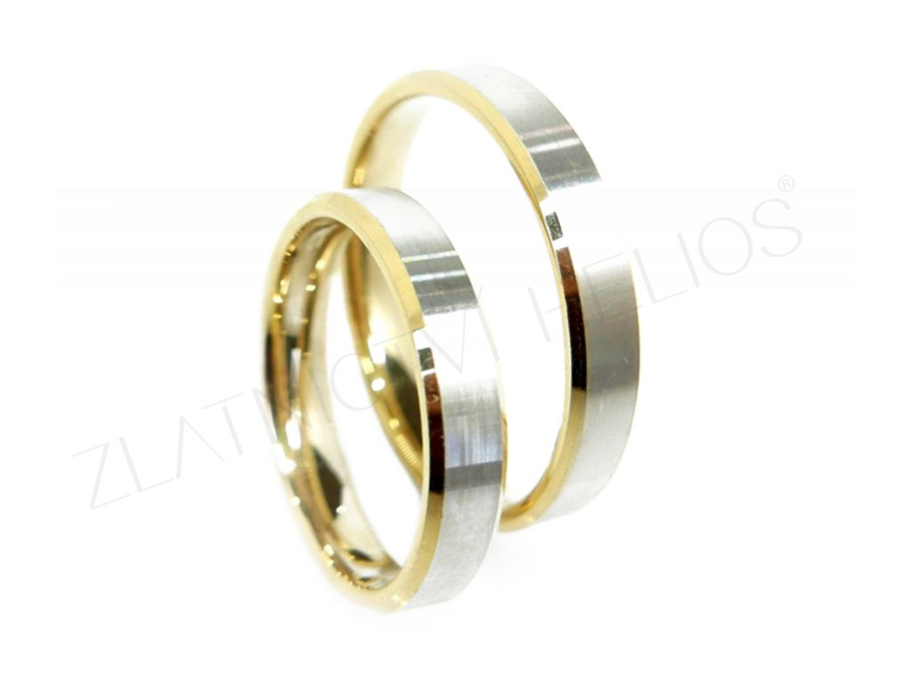 4532 1 zlate snubni prsteny