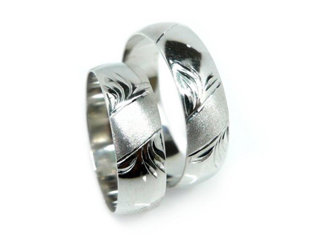 5030 1 zlate snubni prsteny