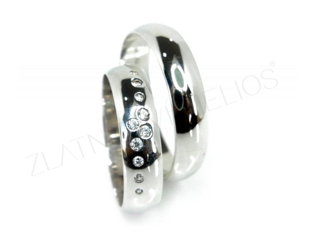 5309 1 zlate snubni prsteny