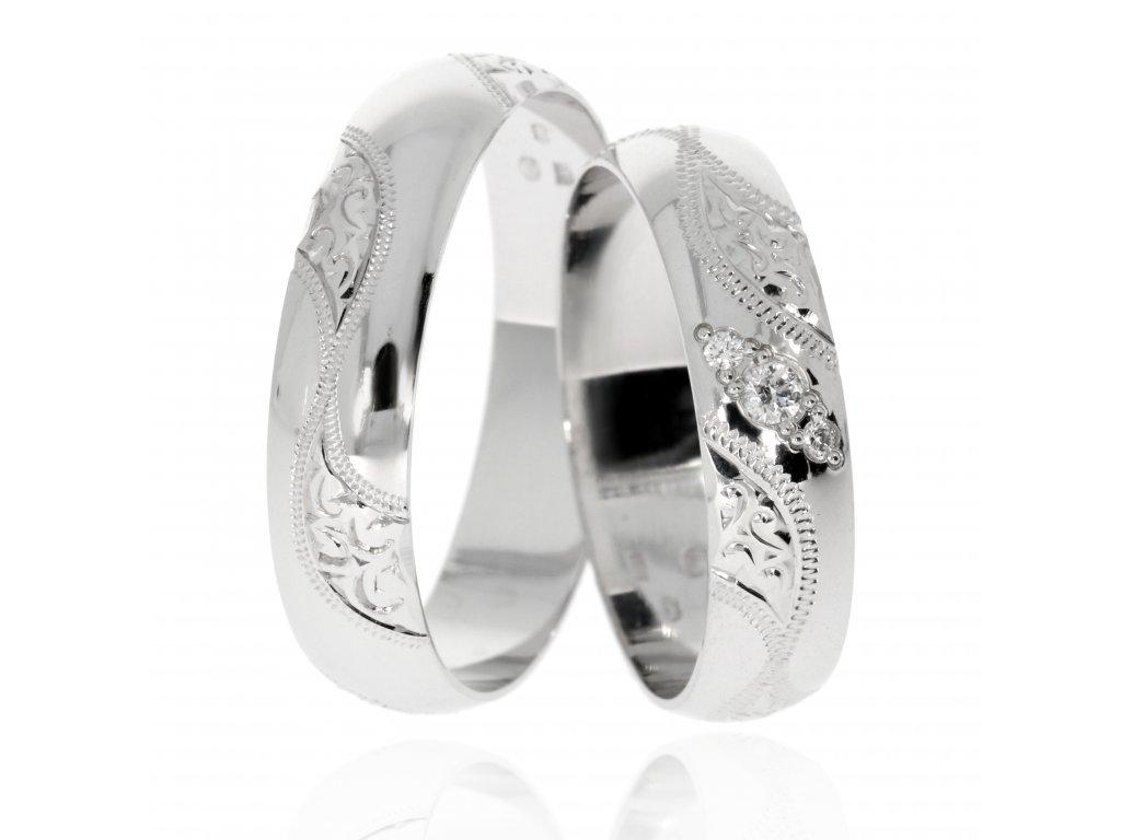 5306 1 zlate snubni prsteny