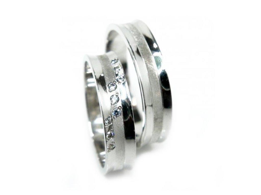 5153 zlate snubni prsteny